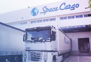 image: US Spain freight forwarder logistics customs agency Space Cargo CH Robinson