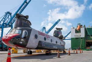image: Wallenius Wilhelmsen Scandinavian RoRo shipping logistics the Clean Shipping Alliance 2020