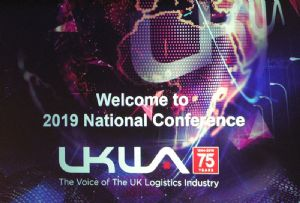 image: UKWA warehouse keepers automation retail eCommerce logistics Conference cyber attack Peter Ward supply chain