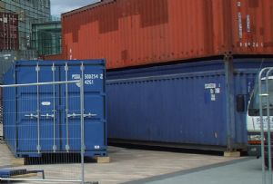 image: BIFA freight forwarders uncollected containers liability costs cargoes shippers logistics