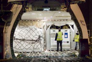 image: IATA Air Freight cargo automation global standards AWB