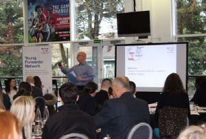 image: UK BIFA young Freight Forwarding logistics professionals network