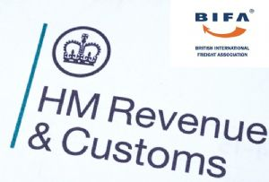 image: UK BIFA British International Freight Association RoRo ports freight forwarding European Union Brexit HMRC Transitional Simplified Procedures (TSP)