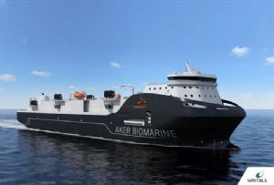 image: Norway Finland China Multipurpose Transport Vessel Antarctic Aker BioMarine environment ship Polar Code