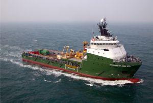 image: Angola digital survey tool Bureau Veritas Dynamic Positioning Systems Kongsberg Maritime
