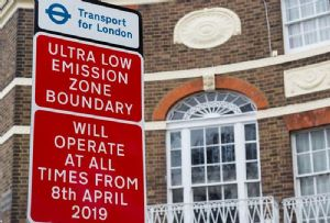 image: UK Ultra Low Emission Zone London ULEZ FairFuel UK RHA FTA road haulage freight transport London mayor Sadiq Khan TfL