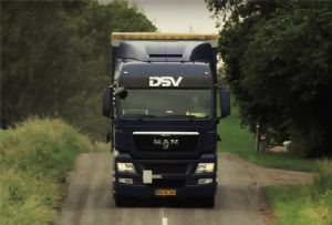image: Denmark DSV Panalpina freight forwarding logistics warehouse distribution hub facility Zealand haulier