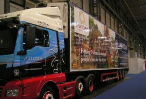 image: Multimodal 2019 UK freight logistics UKWA BIFA exhibition Pentalver London Gateway