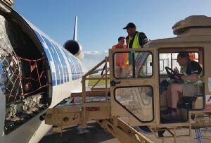 image: Mozambique Cyclone Idai DHL tsunami logistics freight tonnes DSV