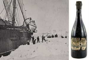 image: UK Clements Markham historic voyage Franklin expedition Ewbanks online auction