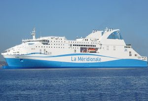 image: France Eniram Ro/Pax ferry operator Piana La M�ridionale W�rtsil� energy management technology digitalisation