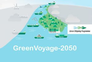 image: Norway container bulk cruise shipping emission reduction IMO GreenVoyage-2050