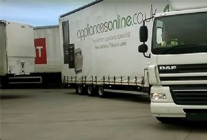 image: UK shipping transport freight logistics road haulage snippets containers