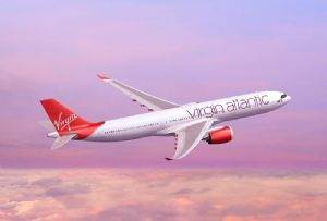 image: UK Virgin Atlantic cargo greener air freight A330-900neos
