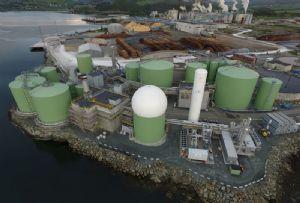 image: Norway Finland Japan biogas bulk carrier DNV GL Ultramax 2030 emissions biofuel GHG Flettner