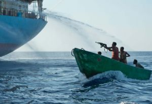 image: Nigeria Gulf of Guinea piracy hijack Bulk Carriers Container Ships General Cargo Vessels Pirate Targets 2018