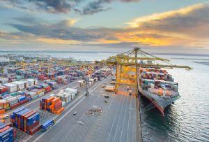 image: Australia union stevedore wharfie docker strike DP World MUA CFMMEU automation Tolpuddle Martyr Luddite