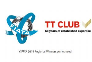 image: FIATA young international freight forwarder logistics award BIFA TT Club YIFFY