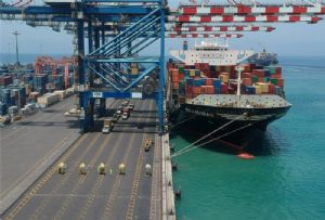 image: Dubai Djibouti Doraleh container terminal freight High Court port and logistics DP World SGTD