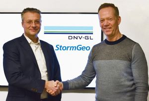 image: Norway Route Advisory, Navigation and Planning Services fleet vessel classes DNV GL StormGeo