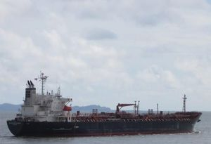 image: Australia bulk tanker carrier KEN EI ITF union flag of convenience wage theft