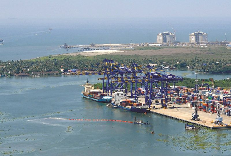 image: Rotterdam India Kerala Netherlands port trade MoU