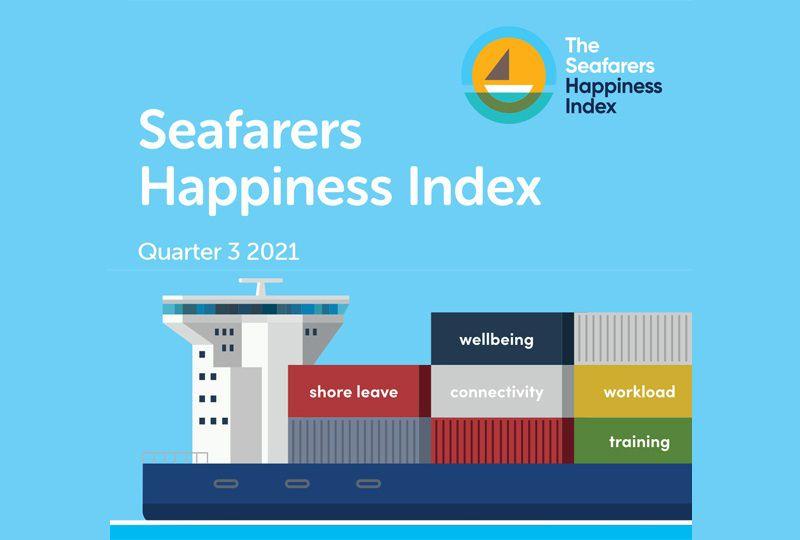 image: Seafarer, Mission, Happiness, Covid, Wallem, Standard Club,
