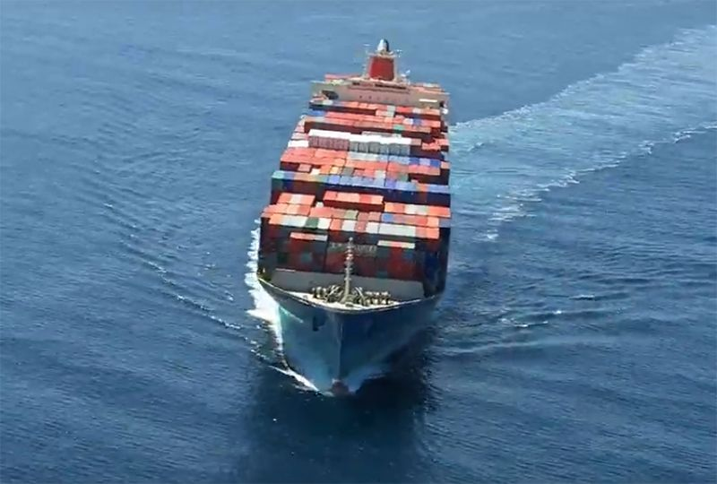 image: Denmark DSV Panalpina Freight and Logistics Science Based Targets reduce greenhouse gas environmental pollution