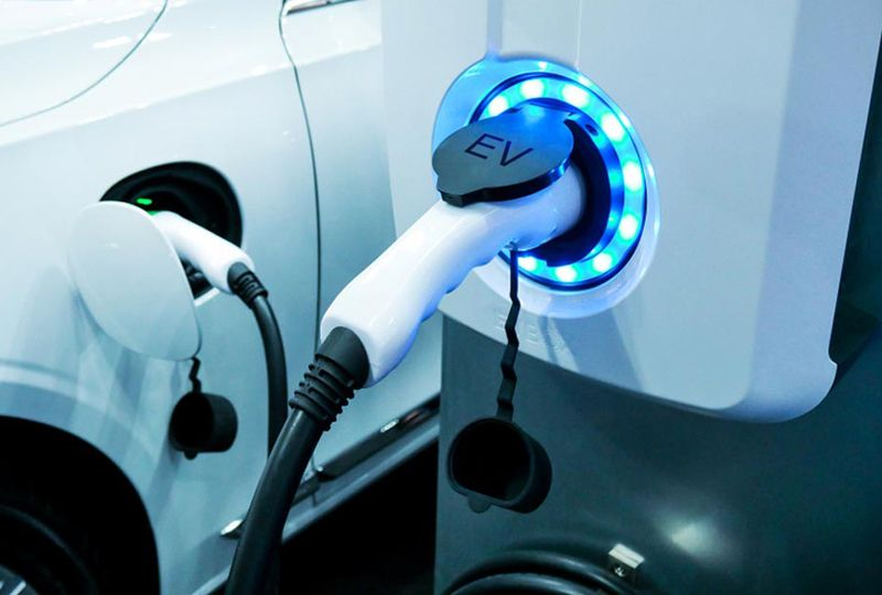 image: UK, electric, vans, trucks, grant, government, charging, points,