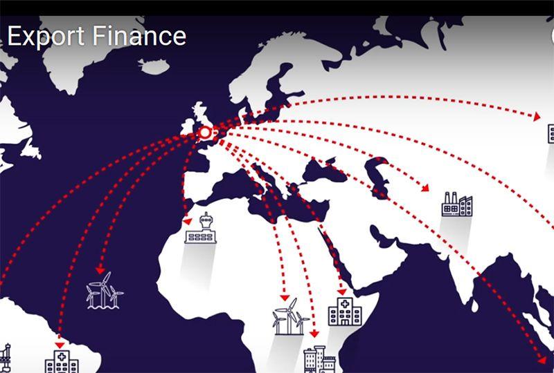 image: UK BIFA freight insurance Department for International Trade (DIT) Lynn Truss Robert Keen