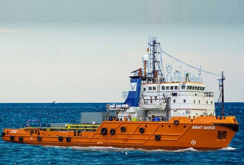 image: Sri Lanka Captain Gennadiy Gavrylov Avant Garde floating armoury weapons seized ITF