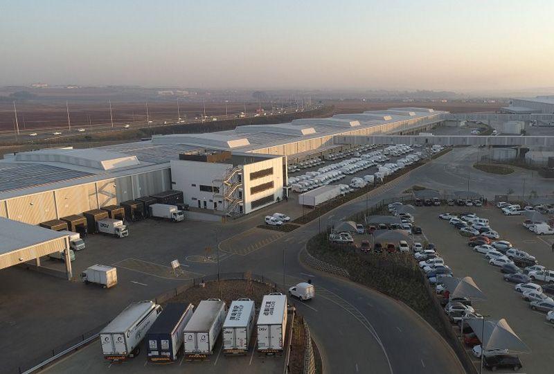 image: South Africa, Gauteng, DSV, Danish, logistics, distribution, hub, centre, expansion, supply, chain,