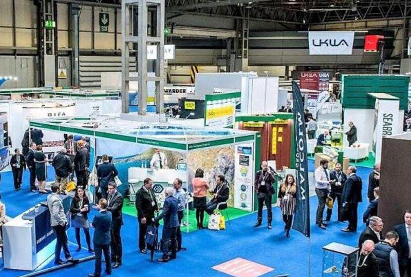 image: UK, UKWA. Warehousing, BIFA, freight, forwarding, association, logistics, multimodal, conference, exhibition,