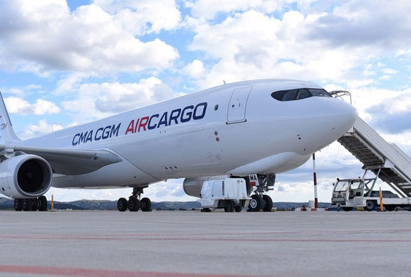 image: CMA CGM, air, cargo, freight,