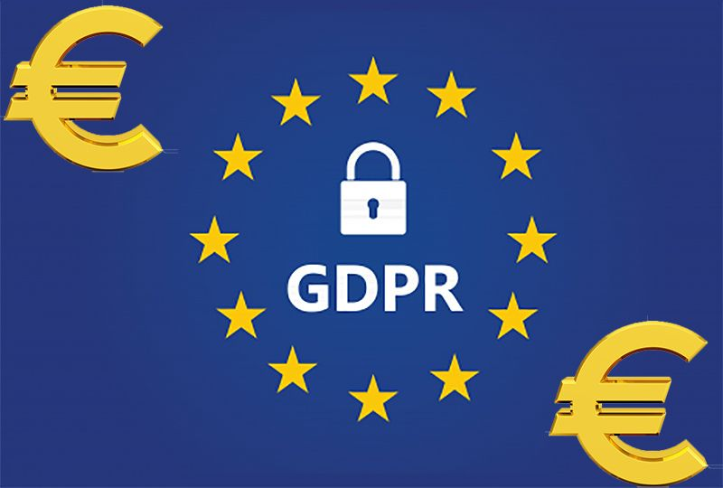 image: EU, European Union, fines, GDPR, data protection,