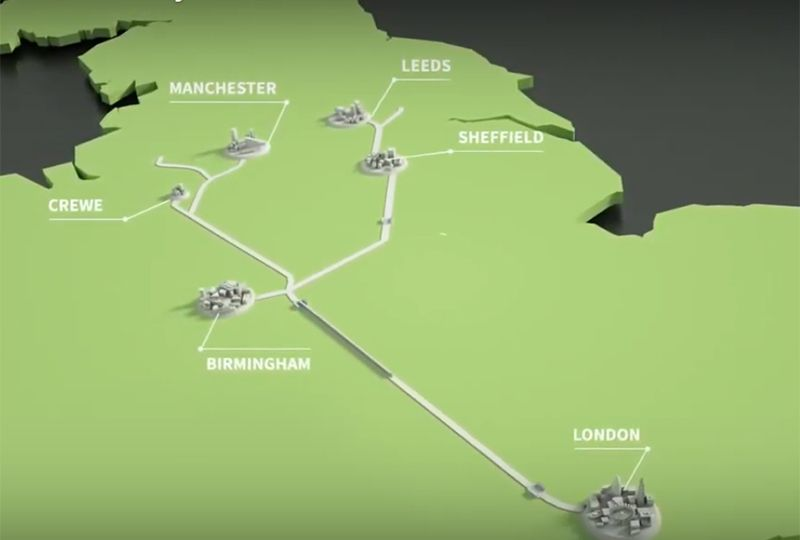 image: UK infrastructure transport West Midlands freight logistics Future of Mobility film