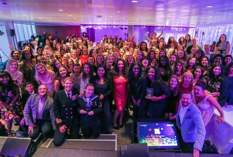 image: UK WeAreTheCity Transport logistics Awards female CILT