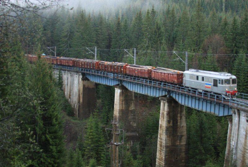 image: Romania European Commission Rail Freight Group state aid penalties CFR Marfa