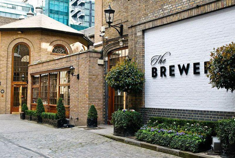 image: UK, BIFA, freight, forwarding, logistics, awards, 2020, the Brewery, Chiswell Street,