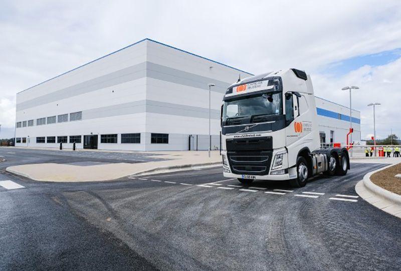 image: UK, Deep, water, port, DP World, London, Gateway, logistics, warehouse, park, facility, banana, ripening, Compagnie Fruiti�re,
