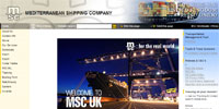 MSC (Mediterranean Shipping Co) Australia service Featured Profile