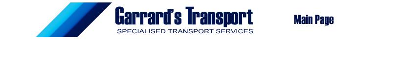 garrards transport